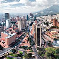 colombia bogota envio a venezuela